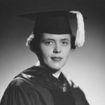 Sally Miller Gearhart - graduation